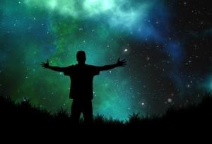 Estrelas no céu
