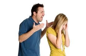 desentendimento entre casal